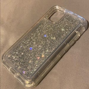 Durable Glitter Case